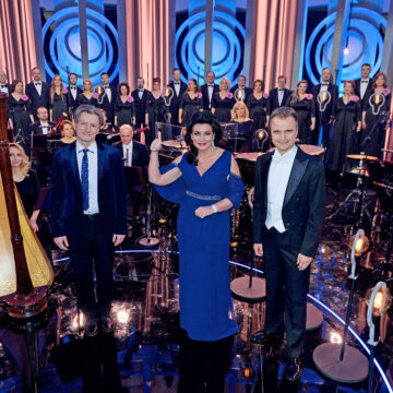 Andrea i Matteo Bocelli wystąpią wspólnie z Zespołem Wokalnym Warszawskiej Opery Kameralnej